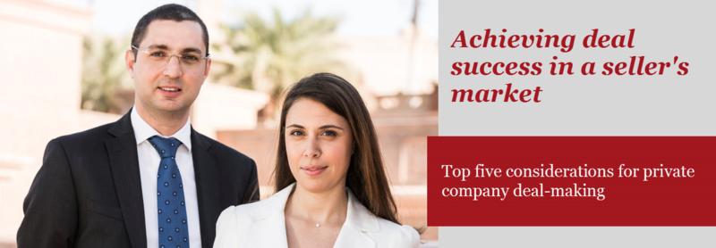 Read: Achieving deal success