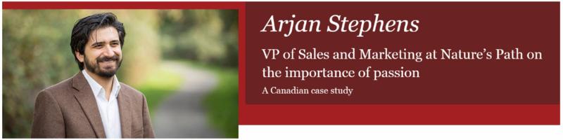 Read Arjan's story